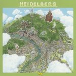 Heidelberg 60 x 60cm