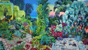 alejandra-atares-garden-oel-lw-170-x-300cm-2016